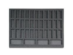 (Gen) 37 Extra Tall Model Troop Foam Tray (BFL)