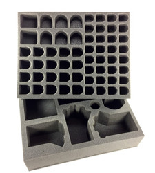 (Genestealer Cults) Genestealer Cults Foam Kit for the P.A.C.K. System Bags (BFL)