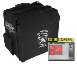 Privateer Press Big Bag with Wheels Half Tray Custom Load Out