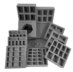 (Warmachine) Privateer Press Warmachine Mercenaries Half Tray Kit (PP.5)