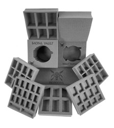 (Hordes) Privateer Press Hordes Minions Half Tray Kit (PP.5)