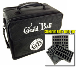 Alternate Guild Ball Bag Standard Load Out