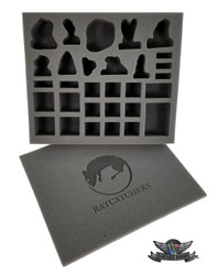 Guild Ball Ratcatcher's Foam Kit (BFB)