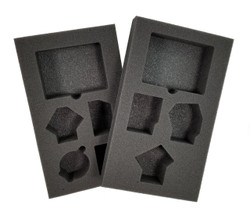 (2 Pack) Shadespire Warband Foam Tray
