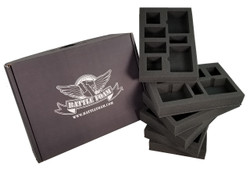 Battle Foam Eco Box Warhammer Underworlds Load Out (Black)