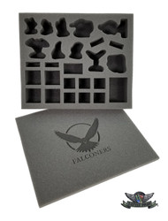 Guild Ball Falconer's Foam Kit (BFB)