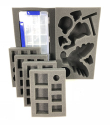 Dungeons and Dragons Temple of Elemental Evil Board Game Foam Kit