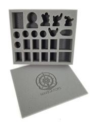 Guild Ball Navigators Foam Kit (BFB)