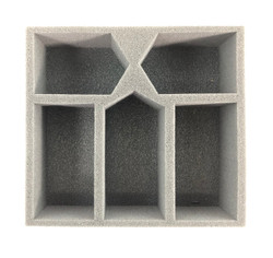 Universal Monsterpocalypse Building Foam Tray (PP.5-2.5)