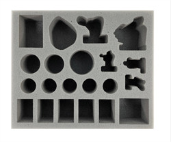 Guild Ball Miners Troop Foam Tray (BFB-2)