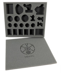 Guild Ball Miners Foam Kit (BFB)