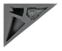 Star Wars Armada Super Star Destroyer Victory Foam Option for Original Box (SSD)