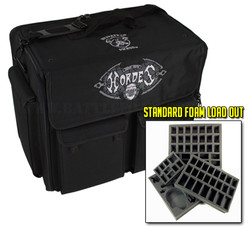 (Hordes) Privateer Press Hordes Bag Standard Load Out (Black)