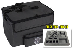 BF Shield Bag Pluck Foam Load Out