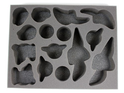 Descent Board Game Foam Tray Kit for the P.A.C.K. System Bags (BFL)