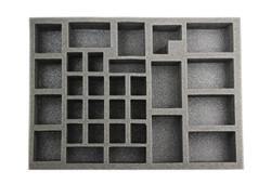DV Starter Box Foam Tray Kit for the Shield/Spear Bag (GW)
