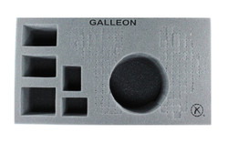(Mercenaries) Galleon Colossal Foam Tray (PP-6.5)