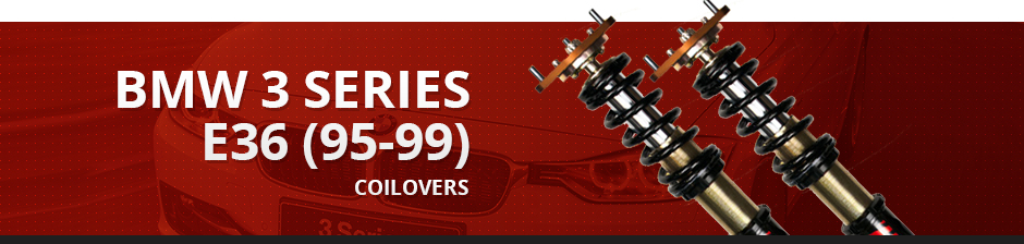 BMW3 Series E36 (95-99) Coilovers