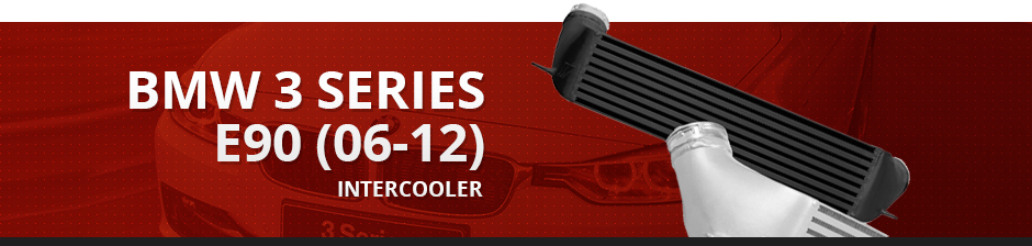 BMW3 Series E90 (06-12) Inter Cooler