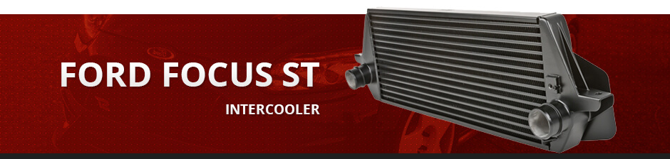 FORD FOCUS ST INTERCOOLER