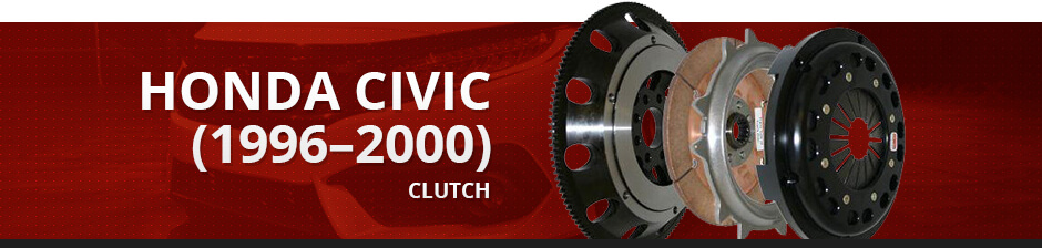 HONDA CIVIC (1996–2000) CLUTCH