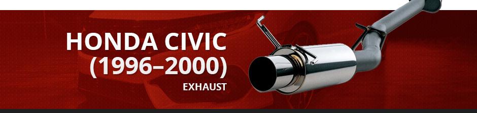 HONDA CIVIC (1996–2000) EXHAUST