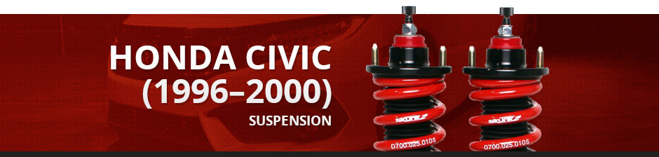 HONDA CIVIC (1996–2000) SUSPENSION