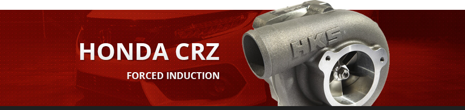 HONDA CRZ FORCED INDUCTION