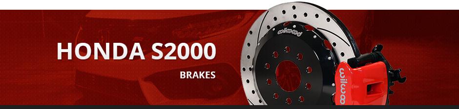 HONDA S2000 BRAKES