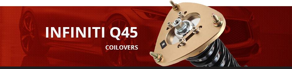 INFINITI Q45 COILOVERS