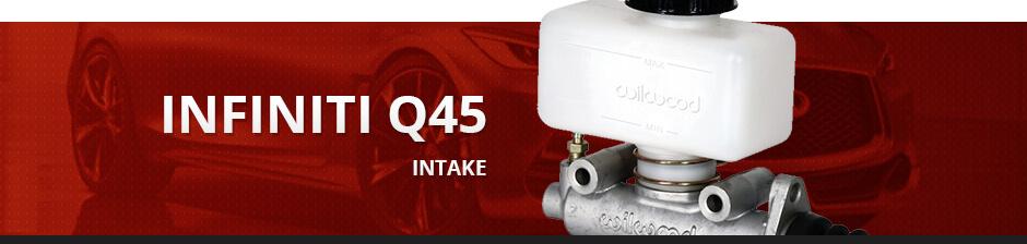 INFINITI Q45 INTAKE