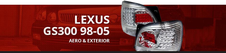 LEXUS GS300 98-05 AERO & EXTERIOR