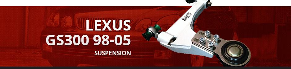 LEXUS GS300 98-05 SUSPENSION