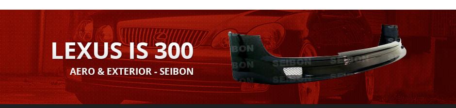LEXUS IS300 AERO & EXTERIOR SEIBON