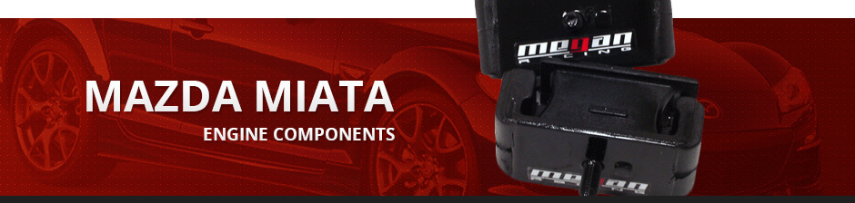 MAZDA MIATA ENGINE COMPONENTS