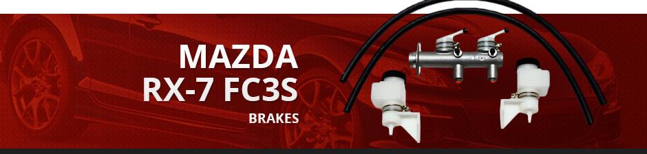 MAZDA RX7 FC3S BRAKES