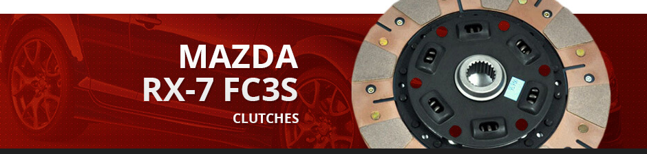 MAZDA RX7 FC3S CLUTCHES