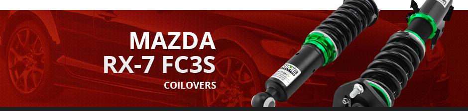 MAZDA RX7 FC3S COILOVERS