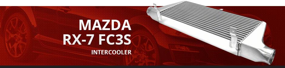MAZDA RX7 FC3S INTERCOOLER
