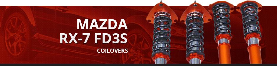 MAZDA RX7 FD3S COILOVERS