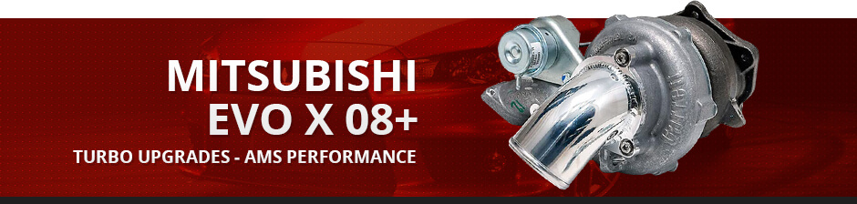 MITSUBISHI EVO X 08+ AMS PERFORMANCE