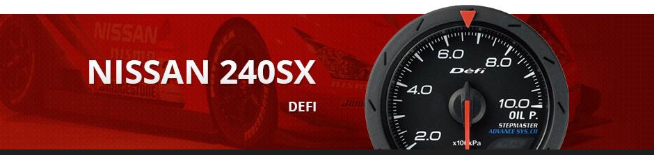 NISSAN 240SX DEFI
