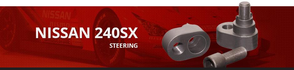 NISSAN 240SX STEERING