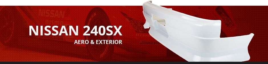 NISSAN 240SX AERO & EXTERIOR