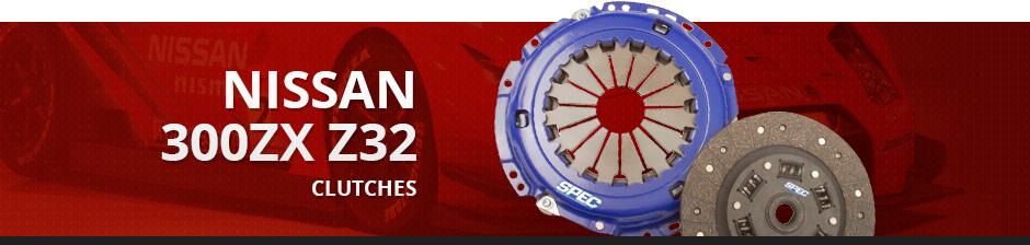 NISSAN 300ZX Z32 CLUTCHES