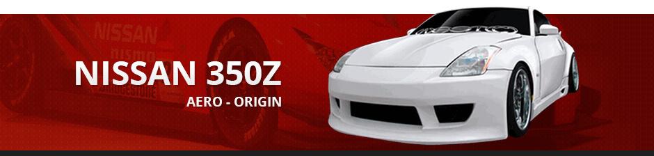 NISSAN 350Z AERO - ORIGIN