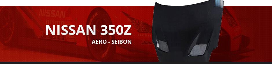 NISSAN 350Z AERO - SEIBON