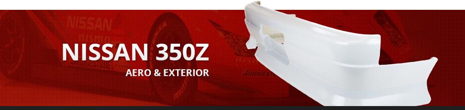 NISSAN 350Z AERO & EXTERIOR