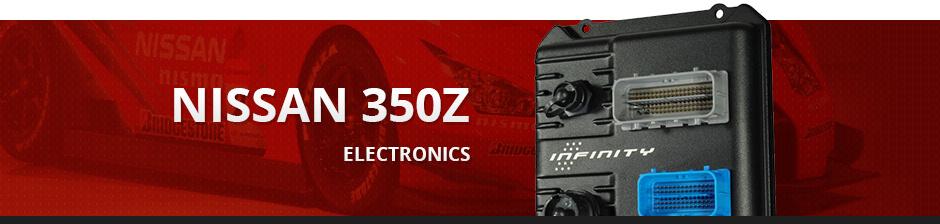 NISSAN 350Z ELECTRONICS