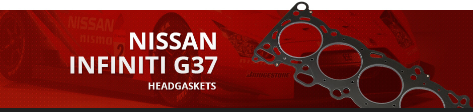 NISSAN INFINITI G37 HEADGASKET